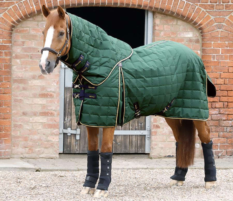 Premier Equine Lucanta stable 200 m/hals