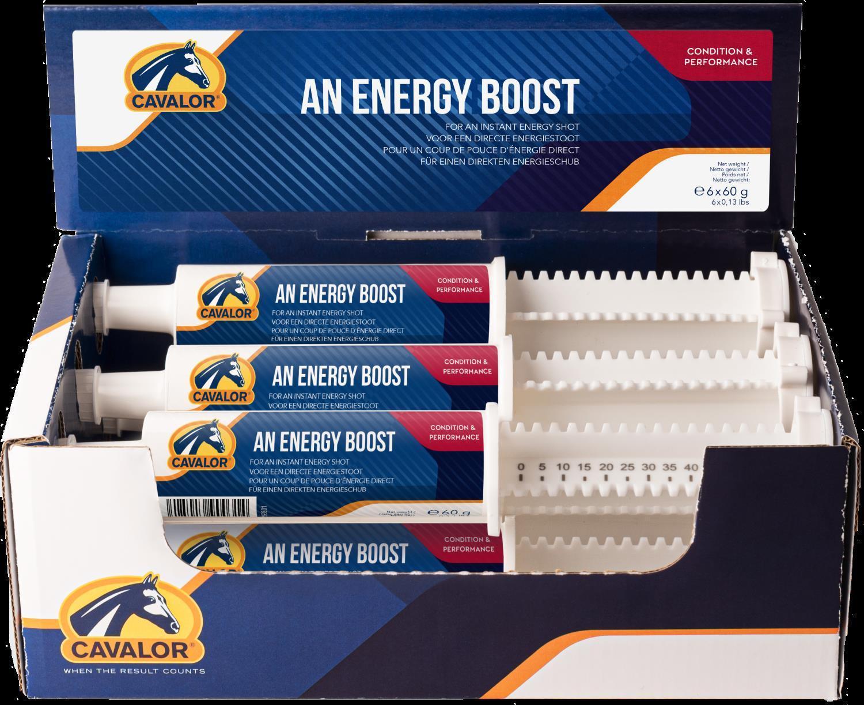 Cavalor Energy Boost enkel tube