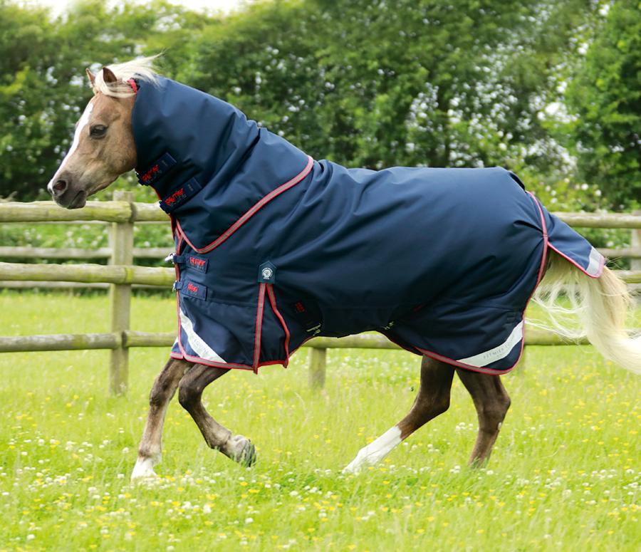 Premier Equine pony titan 100g ink hals