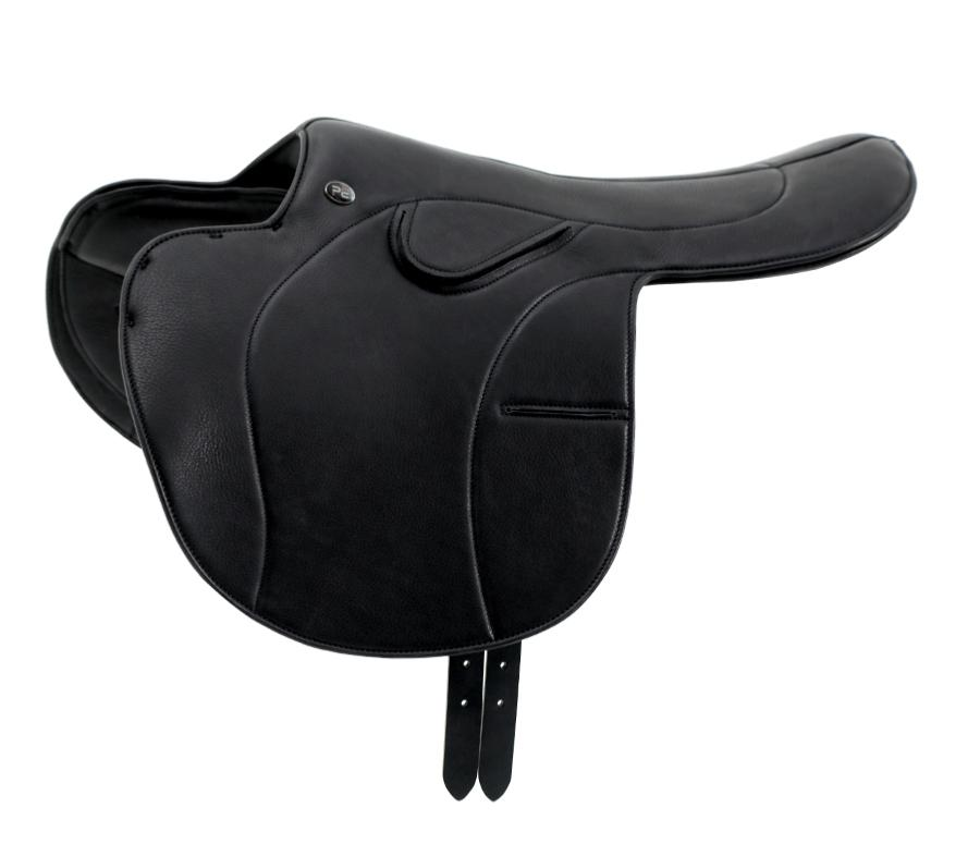Lambourn Leather Full Tree Racing/ Exercise Saddle