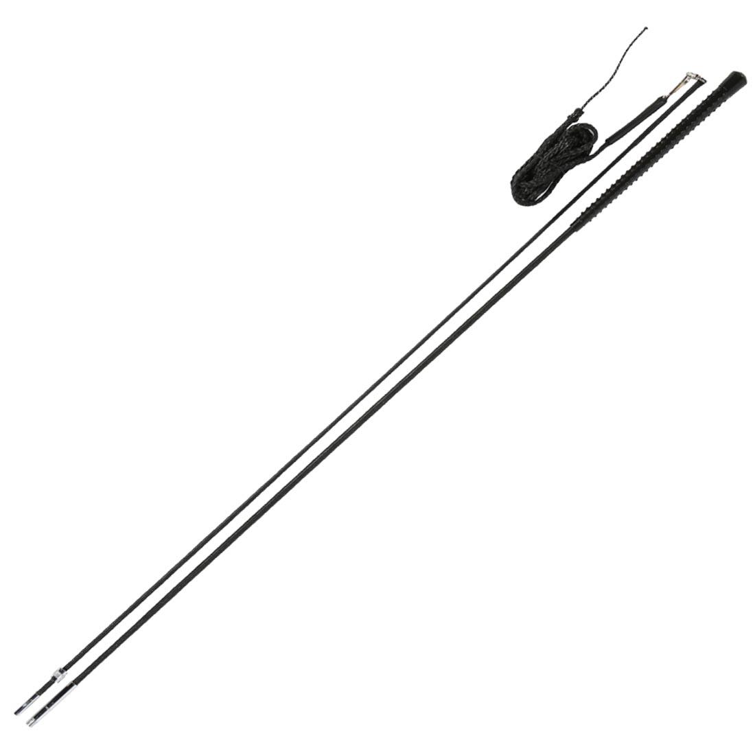 Longeringspisk delbar, 200 cm
