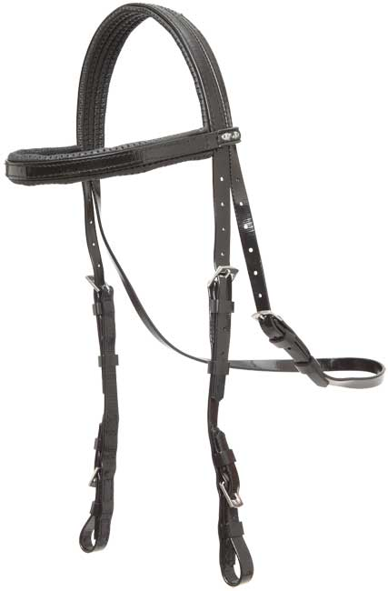 Zilco Padded Bridle Head