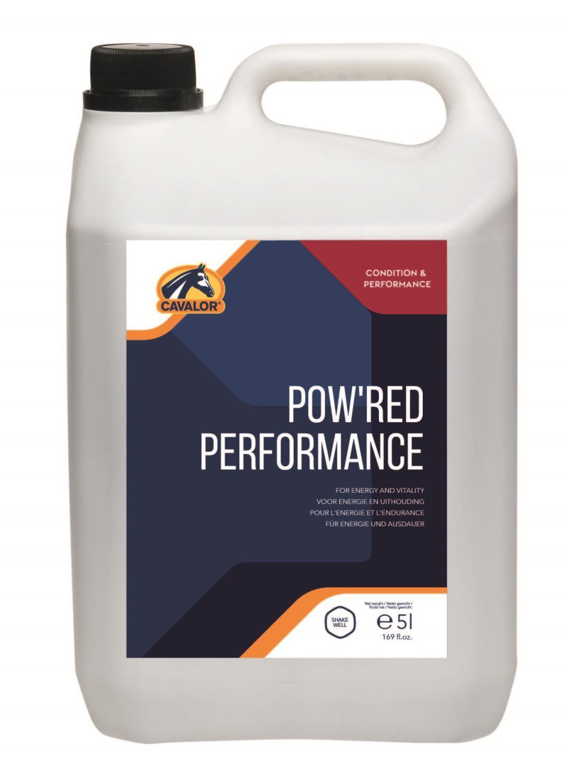 Cavalor Powererd performance 5L