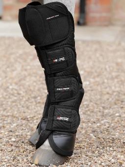 Ballistic Knee Pro-Tech Horse Travel Boots