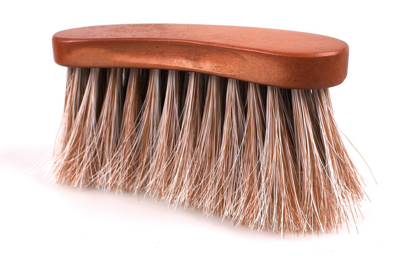 Børste langhåret