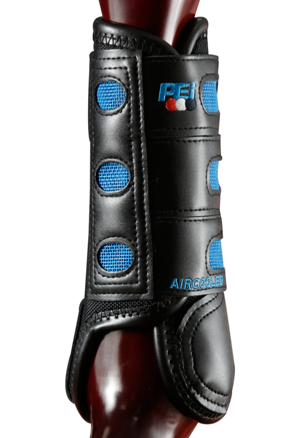 Premier Equine Eventing boot AIR front