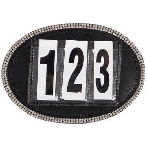 Stevnenummer m/bling