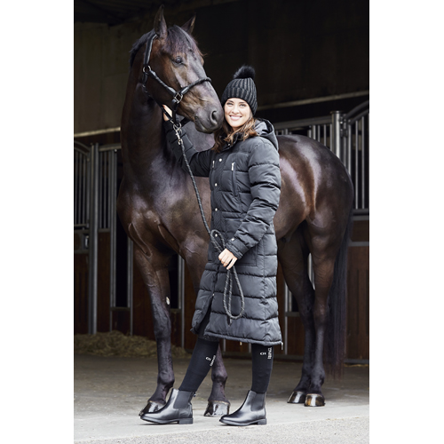 Equipage Candice long jacket