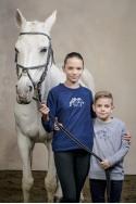 Cavalliera junior fleece genser