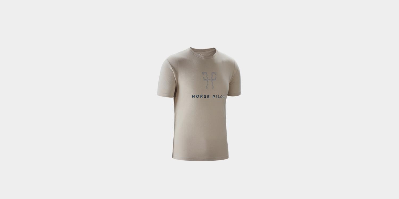 Horse Pilot Team T-shirt Herre
