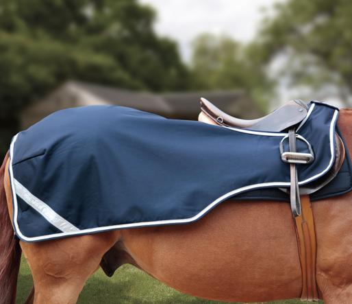 Premier Equine exercise rug, vanntett m/fleece for