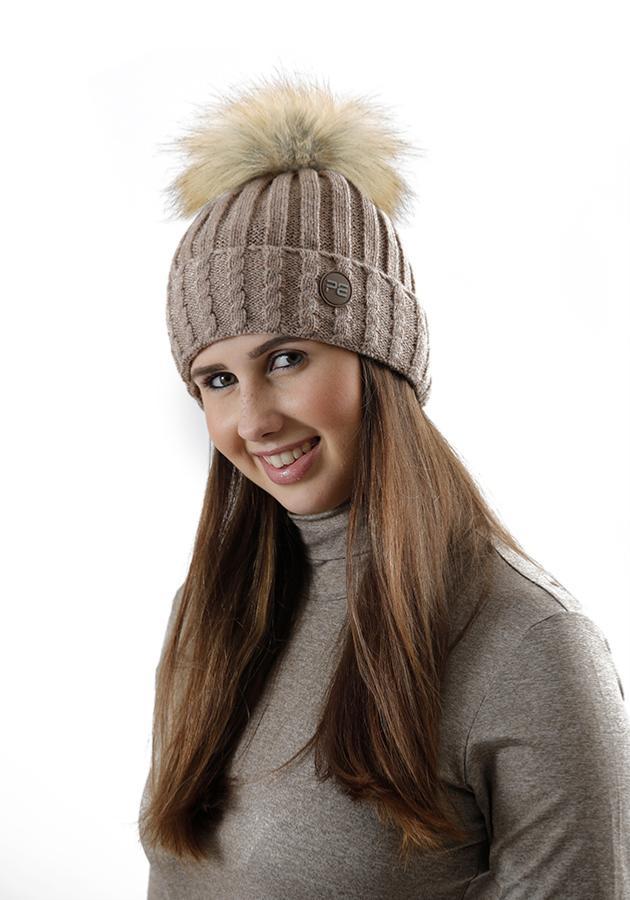Premier Equine Bobble hat