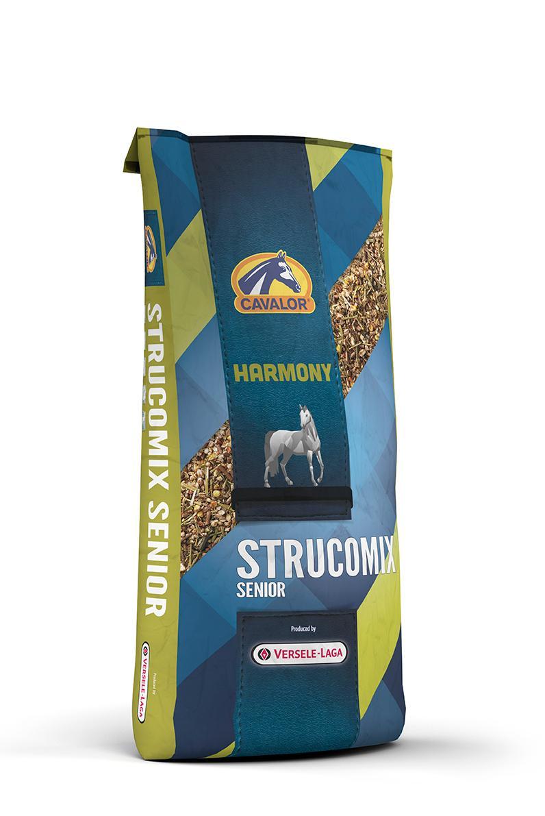 Cavalor Strucomix senior