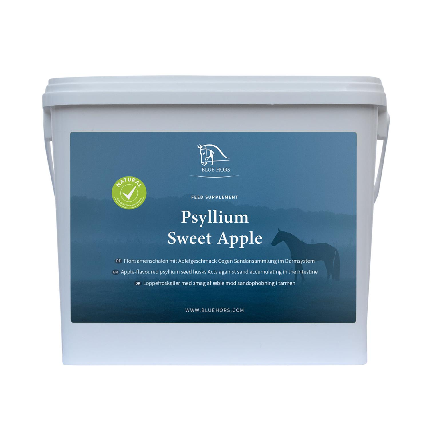 Blue Hors Psyllium sweet appla