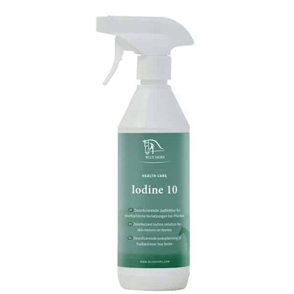 Blue Hors Iodine10